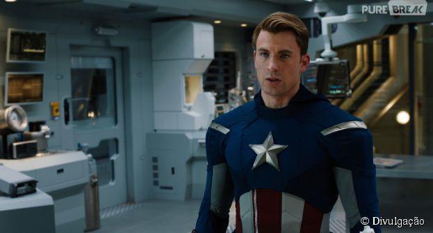 """""""Capitão América 2: O Soldado Invernal"""" arracada US$ 26,6 milhões no último fim de semana nos Estados Unidos"""