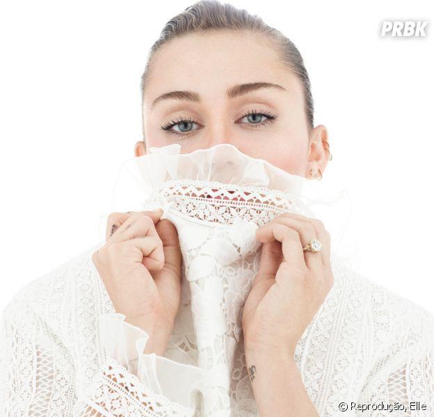 Miley Cyrus diz que não vai mais passar por tapetes vermelhos