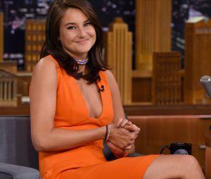 """Shailene Woodley ainda não decidiu se vai participar de """"Ascendente"""""""