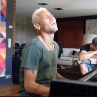 Neymar músico? Jogador lança vídeo cantando e vai parar nos assuntos mais comentados do Twitter!