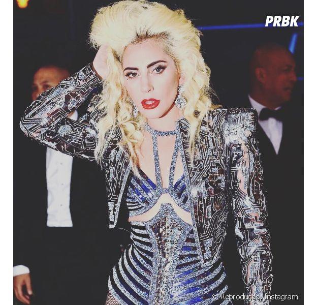Lady Gaga pode se apresentar no Super Bowl 2017