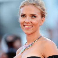 """Scarlett Johansson aparece nua em foto do filme """"Sob a Pele"""""""