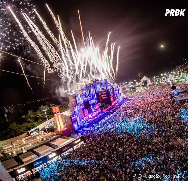 Rock in Rio anuncia primeiras atrações, vendas do Rock in Rio Card e datas dos shows