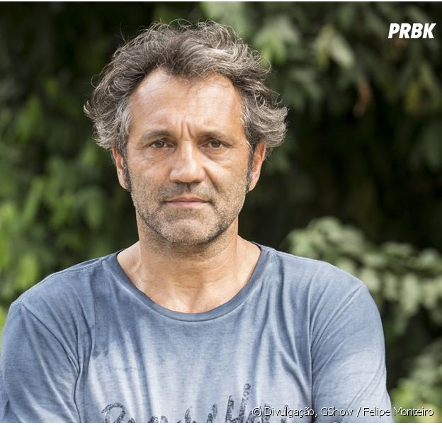 """Ator Domingos Montagner, de """"Velho Chico"""", é encontrado morto no rio São Francisco"""