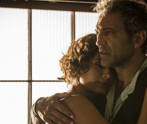 """Final de """"Velho Chico"""" já tinha sido definido e trazia Santo (Domingos Montagner) e Tereza (Camila Pitanga) juntos"""