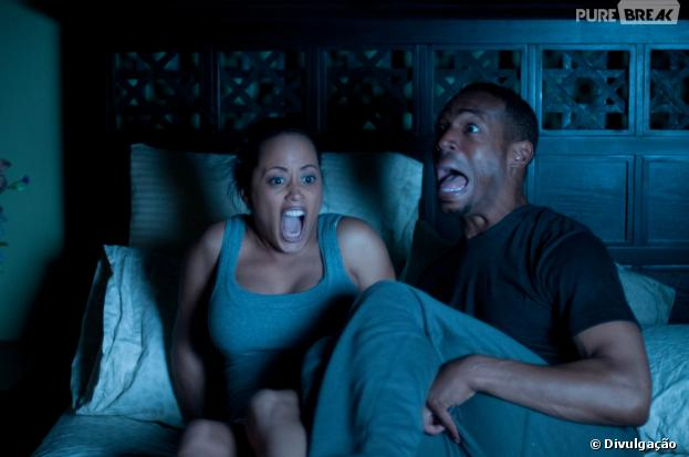 """Filmes de terror são satirizados em franquia """"Inatividade Paranormal"""""""