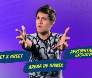 Christian Figueiredo, Kéfera Buchmann, João Guilherme e vários influenciadores na Digital Stars Extreme!