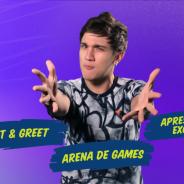Com Christian Figueiredo e João Guilherme Ávila, ingressos da Digital Stars Extreme já estão à venda