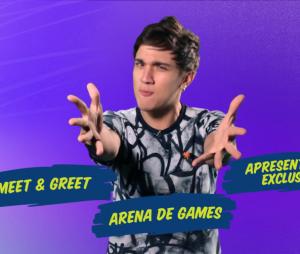 Christian Figueiredo é um doa influenciadores que estarão na Digital Stars Extreme