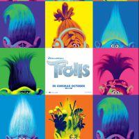 """Com Justin Timberlake e Anna Kendrick, filme """"Trolls"""" ganha novos posteres dos personagens!"""