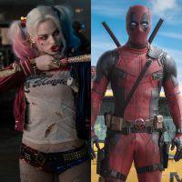 Arlequina e Deadpool, Mulher-Maravilha e Capitão América e outros casais inusitados dos quadrinhos!