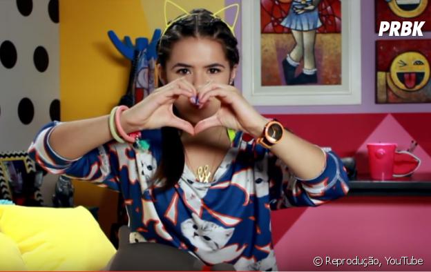 """De """"Carinha de Anjo"""", Juju (Maisa Silva) ama gatos!"""