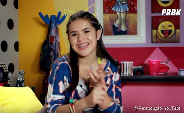 """De """"Carinha de Anjo"""", Juju (Maisa Silva) está sempre de bom humor!"""