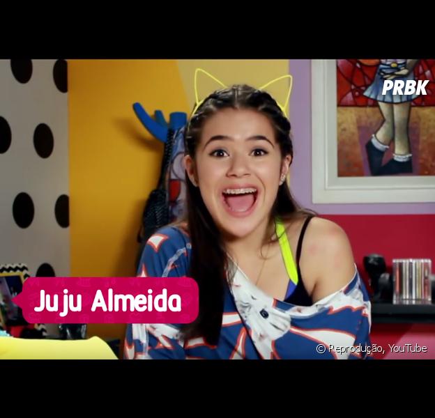 """Maisa Silva em """"Carinha de Anjo"""": Juju e as maiores curiosidades da vlogger!"""