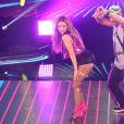 """Em 4º lugar na """"Dança dos Famosos 2016"""" aparece Leona Cavalli"""