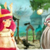 """No game """"Child of Light"""": os desafios de viver em um conto de fadas encantado"""