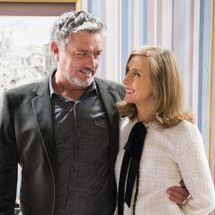 """Novela """"Haja Coração"""": Shirlei (Sabrina Petraglia) e Felipe separados? Guido vai movimentar namoro!"""