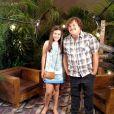 """Maisa Silva, de """"Carinha de Anjo"""", entrevistou o ator Jack Black!"""