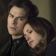"""Em """"The Vampire Diaries"""": na 8ª temporada, Ian Somerhalder conta que não quer Elena com Damon!"""