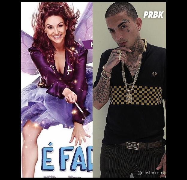 """Música nova de MC Guime, """"Fato Raro"""", faz parte da trilha sonora de """"É Fada"""" e está disponível no Spotify"""