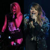 Duelo: Avril Lavigne ou Demi Lovato?! Quem fez o melhor show aqui no Brasil?!