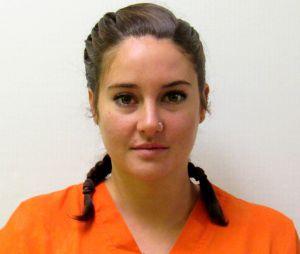Veja o mugshot de Shailene Woodley, presa durante protesto nos Estados Unidos