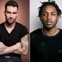 """Maroon 5 revela capa do single """"Don't Wanna Know"""", parceria explosiva com o rapper Kendrick Lammar"""