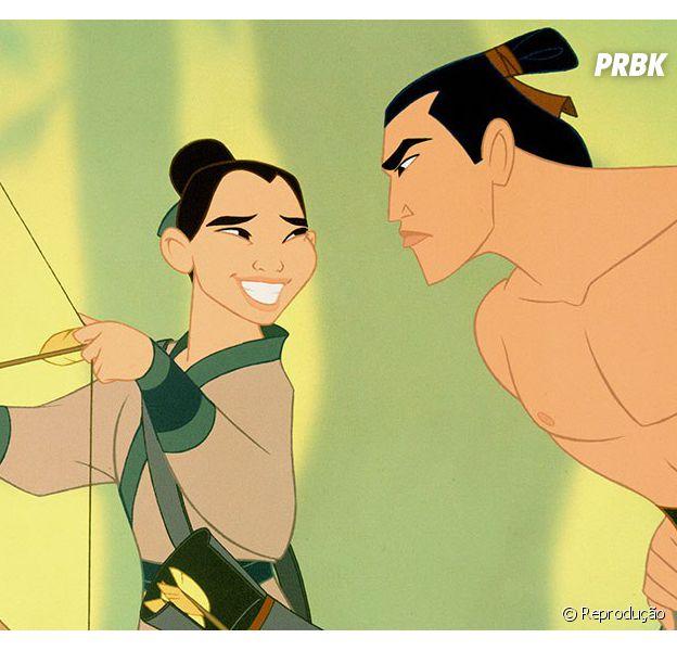 """""""Mulan"""" também vai ganhar uma versão com atores reais!"""