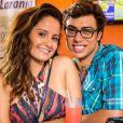 """Amor entre Amanda de Godoi e Francisco Vitti foi iniciado nos bastidores de """"Malhação"""""""