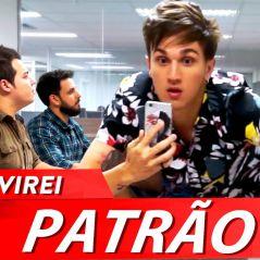 """Christian Figueiredo, do """"Eu Fico Loko"""", chefe no Purebreak? Confira novo vídeo do influenciador!"""