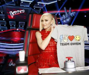 "Gwen Stefani substitui Miley Cyrus no ""The Voice"" durante a 12ª temporada"