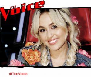 """Até agora, Miley Cyrus é a única técnica confirmada na 13ª temporada do """"The Voice US"""""""