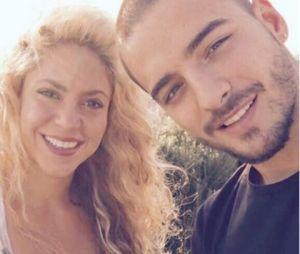 Os colombianos Shakira e Maluma apostam em parceria musical