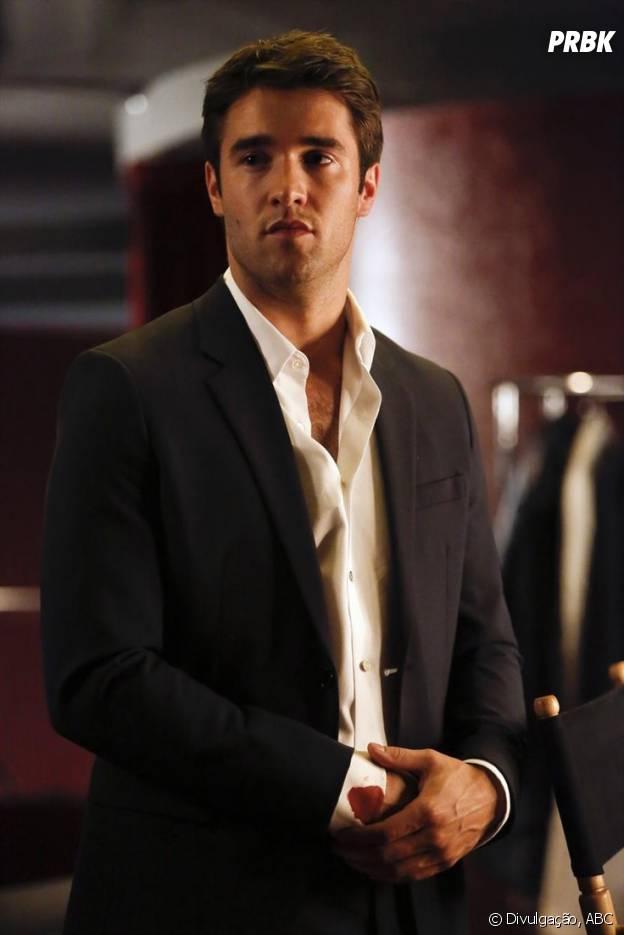 """Talvez Daniel (Josh Bowman), o primogênito dos Graysons, pode ser quem se despedirá de """"Revenge"""""""