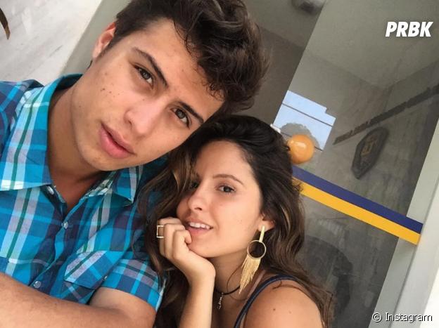 """Amanda de Godoi e Francisco Vitti começaram a namorar quando atuavam em """"Malhação"""""""