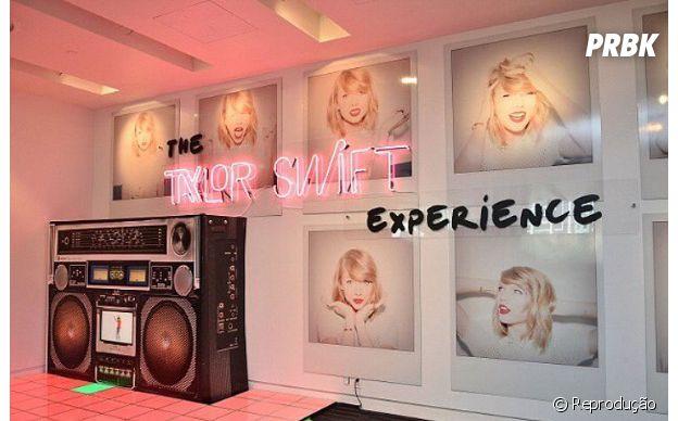 Taylor Swift ganha exposição em sua homenagem e fãs piram com as instalações no Grammy Museum
