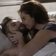"""Novela """"Sol Nascente"""": Mario (Bruno Gagliasso) e Alice passam 1ª noite juntos!"""