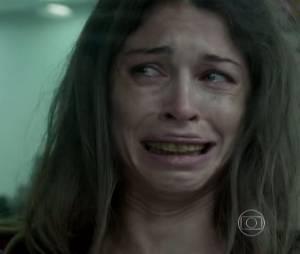 """Grazi Massafera arrasou como a viciada Larissa em """"Verdades Secretas"""""""
