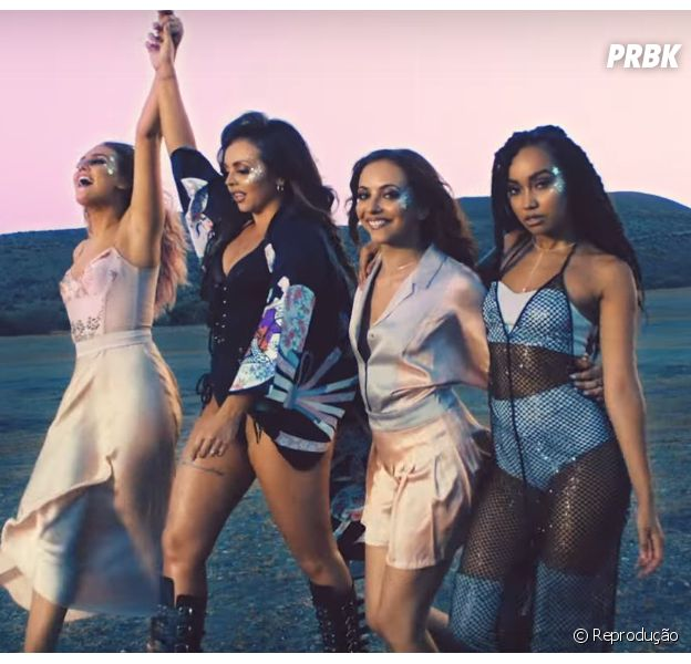 "Ouça ""You Gotta Not"", música do Little Mix presente no álbum ""Glory Days"""