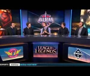 O All-Star 2014 conta com narradores exclusivos, especialistas em narração de eSports