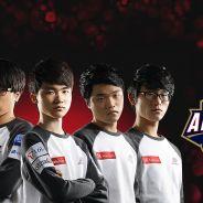 "Coreana SKT se mantém invicta no Campeonato Mundial de ""League Of Legends"""