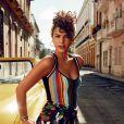 Bruna Marquezine fala sobre Kendall Jenner e Neymar Jr. para a revista Glamour
