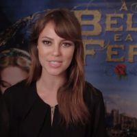 """Paolla Oliveira apresenta trailer dublado da nova versão de """"A Bela e a Fera"""""""