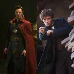 """Duelo: """"Doutor Estranho"""" ou """"Animais Fantásticos e Onde Habitam"""", qual o mais aguardado pela galera?"""