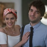 "Novela ""A Lei do Amor"": Letícia (Isabella Santoni) descobre traição de Tiago e Isabela!"
