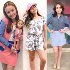 Larissa Manoela, Maisa Silva, Klara Castanho e mais famosos que trabalham e estudam!