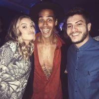 Arthur Aguiar e Lua Blanco aparecem em foto com Micael Borges e viram Trending no Twitter!