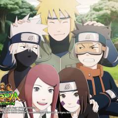 "Tem personagem novo no game ""Naruto Ultimate Ninja Storm Revolution"""
