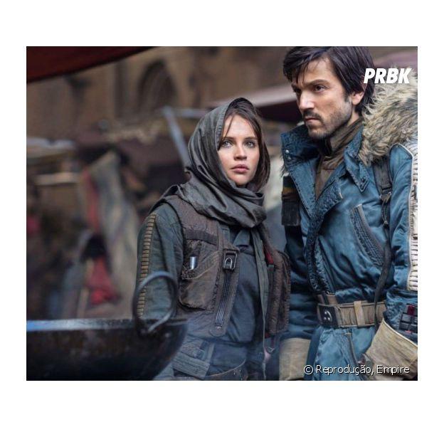 """""""Rogue One - Uma História Star Wars"""" está sempre ganhando novidades incríveis"""