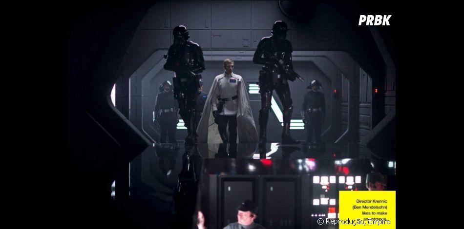 """""""Rogue One - Uma História Star Wars"""" tem estreia agendada para dezembro de 2016"""